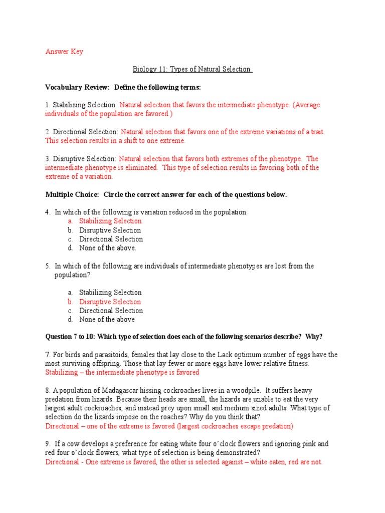 Population Dynamics Worksheet Answer Key - Nidecmege
