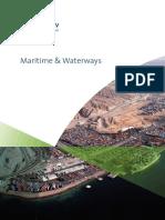Royal HaskoningDHV Maritime Consultants Brochure