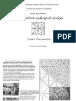 Azulejo Kadiwéu-Design Superfície