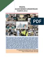 Profil Prl - Kkp Tanjung Priok 2012