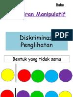 BBM CERMAT KM M6-Diskriminasi Penglihatan