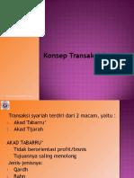 Bab 4 Konsep Transaksi Syariah Klh 3