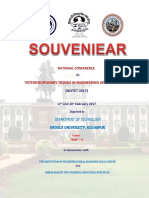 Souvenir_shivaji University 2016-17