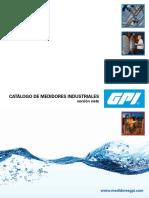 GPI Catalago de-Medidores Rev B ML-1800-7 Esp