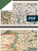 Merkinė žemėlapiuose