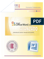 Manual Word Avanzado