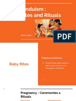 hinduism rites and rituals