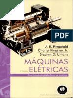 Máquinas Elétricas - 6ª edição - Fitzgerald.pdf