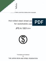 JFS A1001-2014