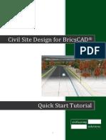QuickStartTutorial-BricsCAD