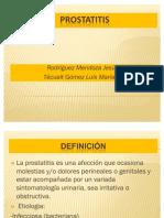 Prostatitis, HPB, Ca Prostático V3