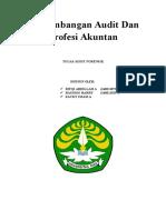 Perkembangan Audit Dan Profesi Akuntan (Rmk 5)