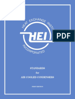 Standards for Air Cooled Condenser-1st Ed-HEI