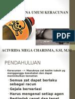 7.Tatalaksana Umum Keracunan