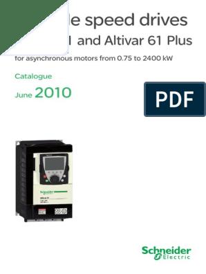 Altivar   Electrical Engineering   Electromagnetism