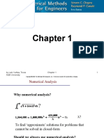 Numerical Methods Lecture Notes(8 Files Merged)
