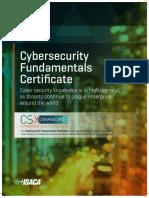 CSX Fundamentals Brochure With Pricing Bro Eng 0816