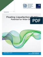 Floating Liquefaction FLNG NG 107
