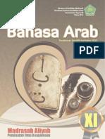 Bahasa Arab Peminatan Kelas XI MA K13