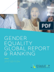 Equileap Gender Equality Global Report Ranking