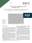HPLC Assay of Lidocaine in in Vitro Dissolution Test of the Poloxamer 407 Gels