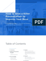 Prezi How to Give Killer Presentation