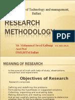 Researchmethodology Javed