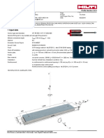 Precast With Outstand 2m20.Pa2