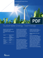 SustainableEnergyTechnology MSc