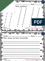 Cuaderno de Repaso Escritura Atencion y Numeros PDF 31 40