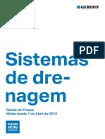 Tabela Preços Silent-PP 2015