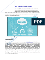 Learn NoSQL Database Course Fundamentals