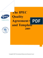 QualityAgreementGuide2009 (Issued)Final(1)