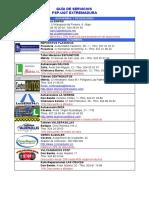 Guia Servicios Afiliados UGT