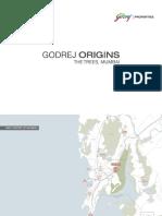 Godrej Origins Brochure