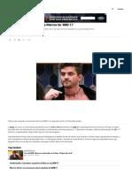 Globo Anuncia Expulsão de Marcos Do 'BBB 17' _ VEJA