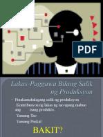 Lakas Paggawa - Economics