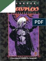 VtM Clanbook Ravnos 1st Edition