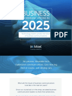 Business Communications 2025 eBook En