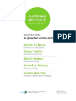 Cuadernos Del Inadi 03