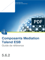 Talend ESB MediationComponents RG 5.6.2 FR