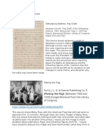 sed 224 primary source documents