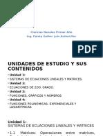 Analisis Matematico Unidad 1