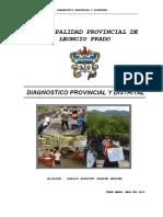 Diagnostico Provincial Leoncio Prado