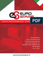 Eurostamp Catalogue 2017