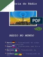História Do Rádio PDF