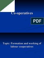 Co Operatives