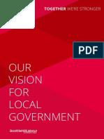 Scottish LG Election Manifesto AMENDED 12.04.17 V3 LRG Pr