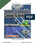 1 - Módulo - Português - Sargento Da Aeronáutica Cfs