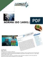 EVOLUTION Presentacion ISO14001